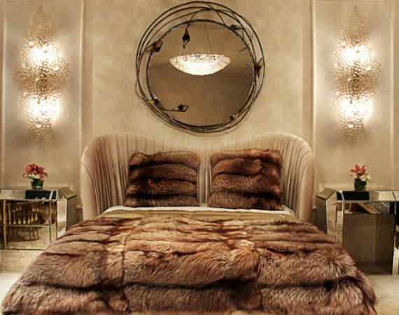 Элитные спальни: безупречный вкус комфорта