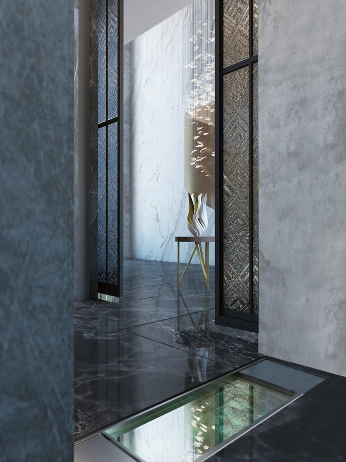 Интерьерный проект Интерьерный проект Интерьерный проект Savage Ground – Rosko Design dc02f550813009