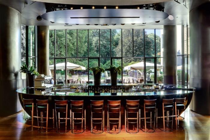 На iSaloni? Обязательно посетите эти рестораны! iSaloni На iSaloni? Обязательно посетите эти рестораны! iL Bar at Bulgari Milan Hotel