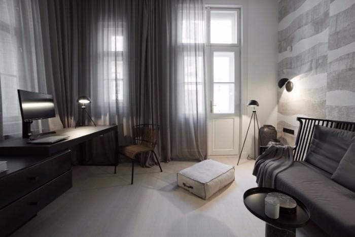 Потрясающая квартира в Праге с элементми стиля Ар-нуво 2