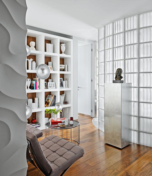 Майк Шилов и интерьер его собственной квартиры  Майк Шилов и интерьер его собственной квартиры 4