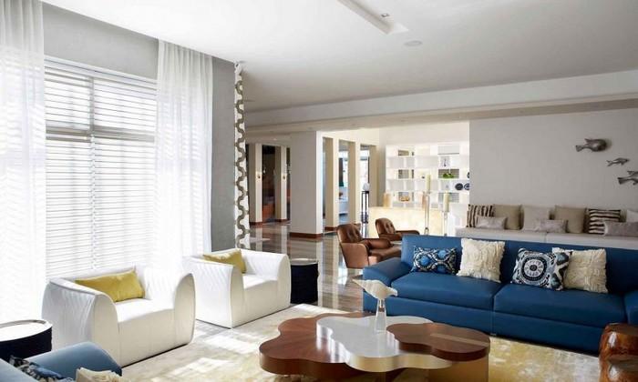 дизайн дома Современный дизайн дома в Дубае Contemporary Interior Design Made in Dubai 4
