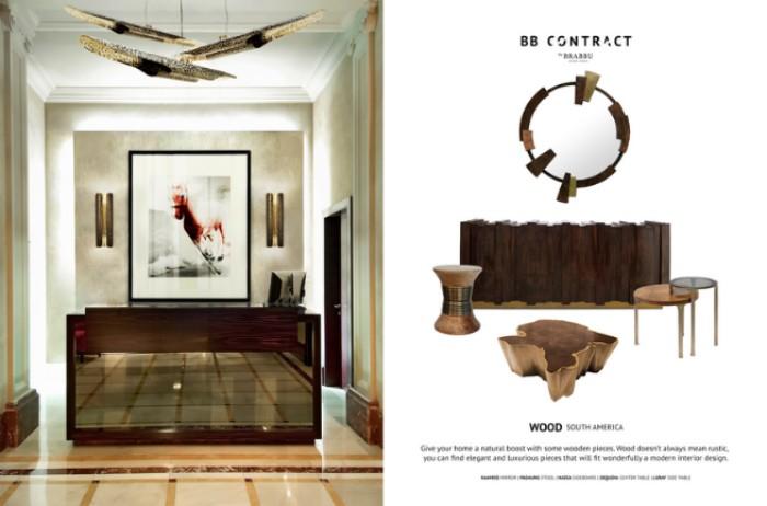 Выберите ваш журнальный столик Мудборд Замечательная подборка: Мудборд от BRABBU Inspirational Moodboards for Hospitality Projects 5