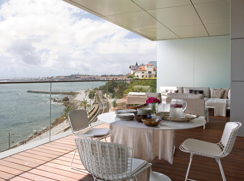 Португальская Ривьера: квартира на побережье