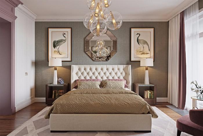 Изумительные современные апартаменты для молодой семьи 6 2
