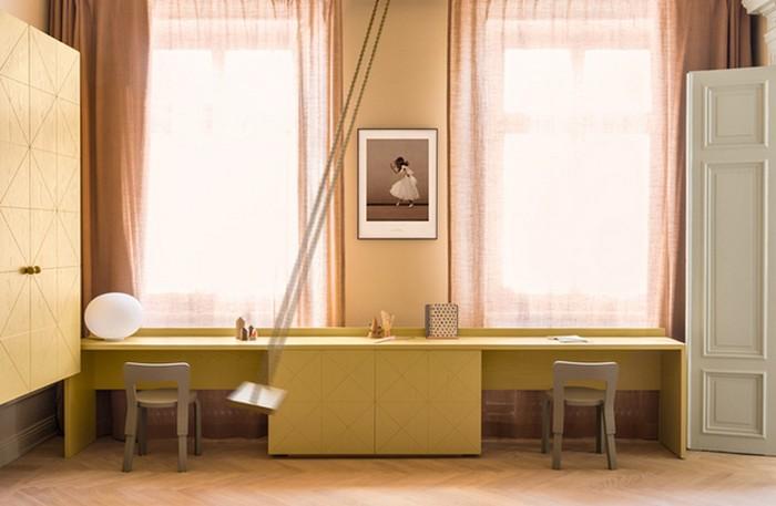 Интерьер апартаментов  Интерьер апартаментов в центре Стокгольма  Quality97  Quality97 012stockholm