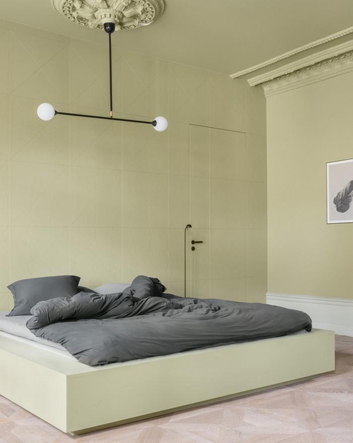 Интерьер апартаментов  Интерьер апартаментов в центре Стокгольма  Quality97  Quality97 09stockholm