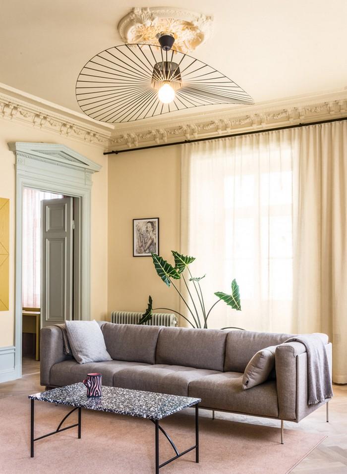 Интерьер апартаментов  Интерьер апартаментов в центре Стокгольма  Quality97  Quality97 06stockholm