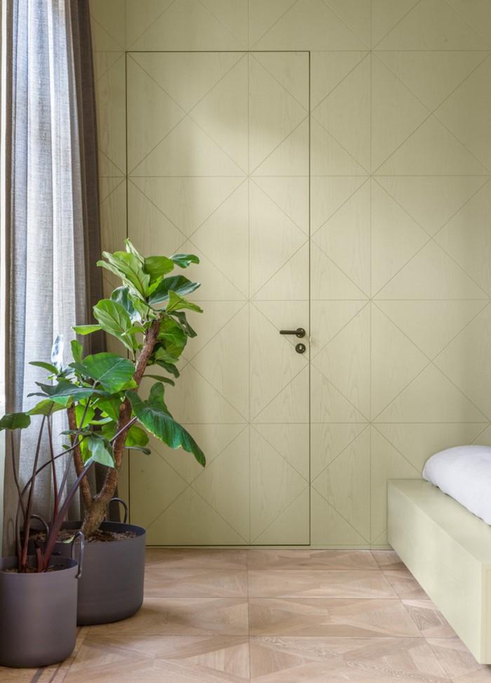 Интерьер апартаментов  Интерьер апартаментов в центре Стокгольма  Quality97  Quality97 03stockholm