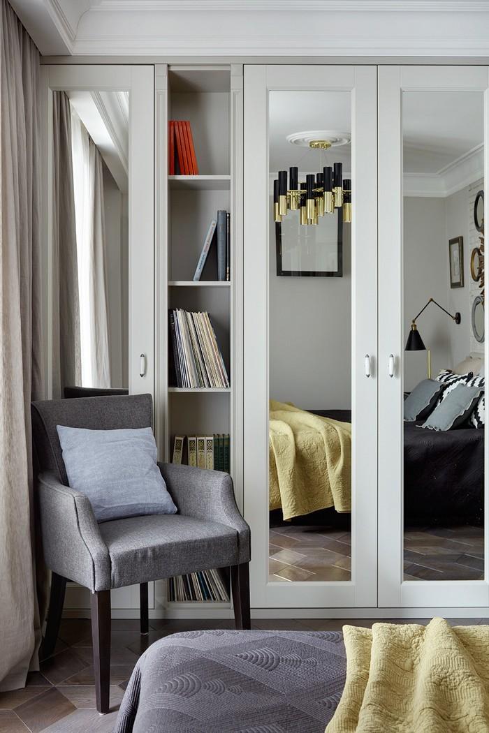 Классика в маленькой квартире