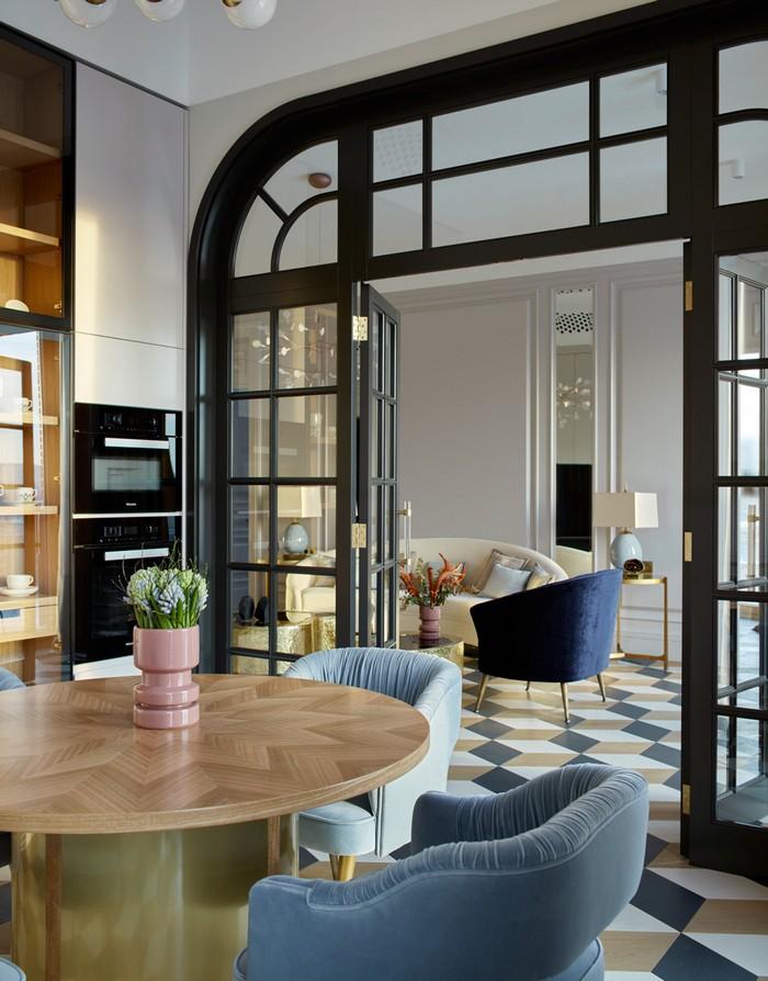 Интерьер квартиры для молодой семьи  Интерьер квартиры для молодой семьи от Екатерины Лашмановой des2