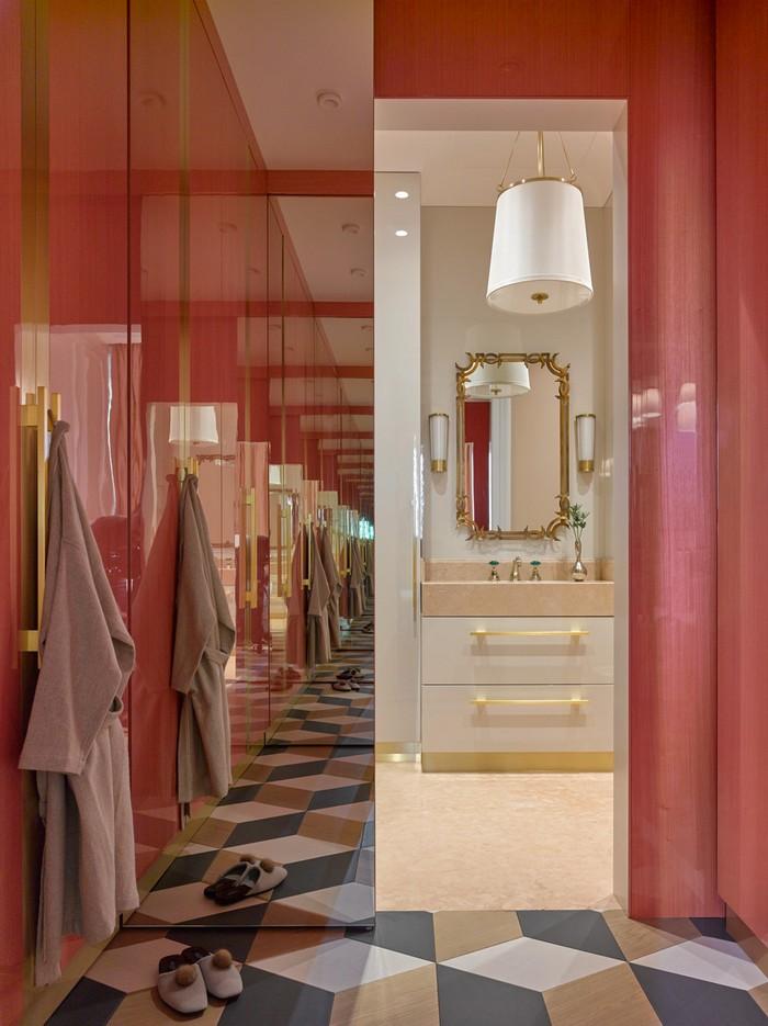 Интерьер квартиры для молодой семьи  Интерьер квартиры для молодой семьи от Екатерины Лашмановой des4