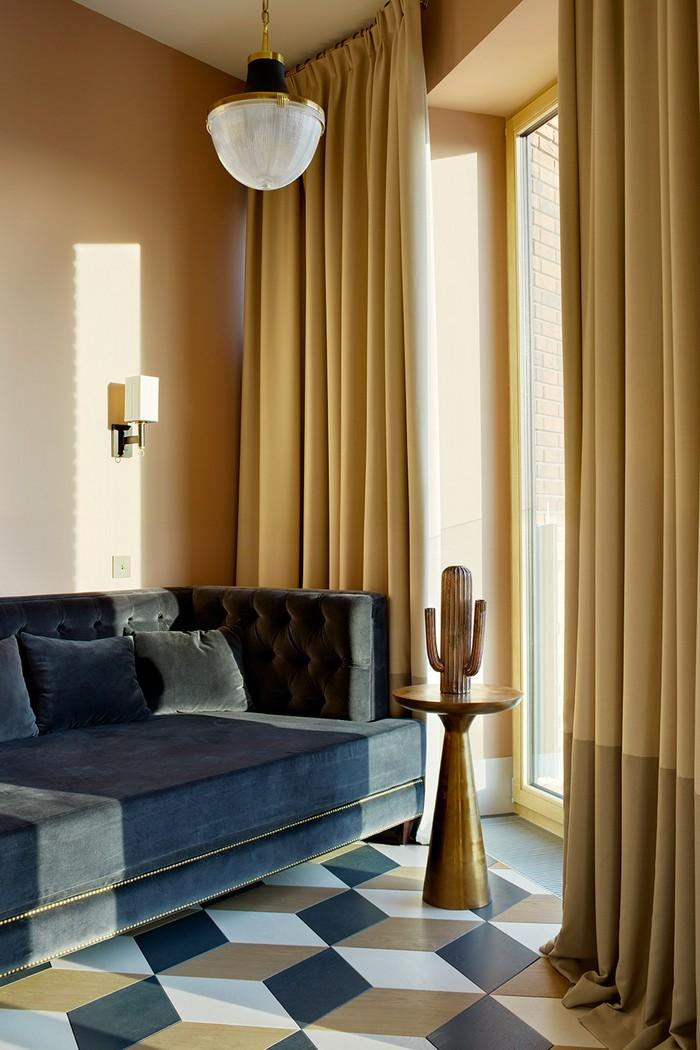 Интерьер квартиры для молодой семьи  Интерьер квартиры для молодой семьи от Екатерины Лашмановой des9
