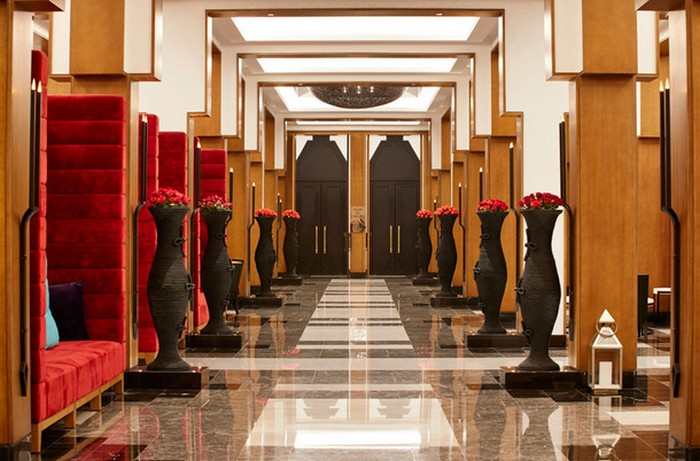 Отель Mövenpick Mansour Eddahbi в Марракеше Отель Отель Mövenpick Mansour Eddahbi в Марракеше   1