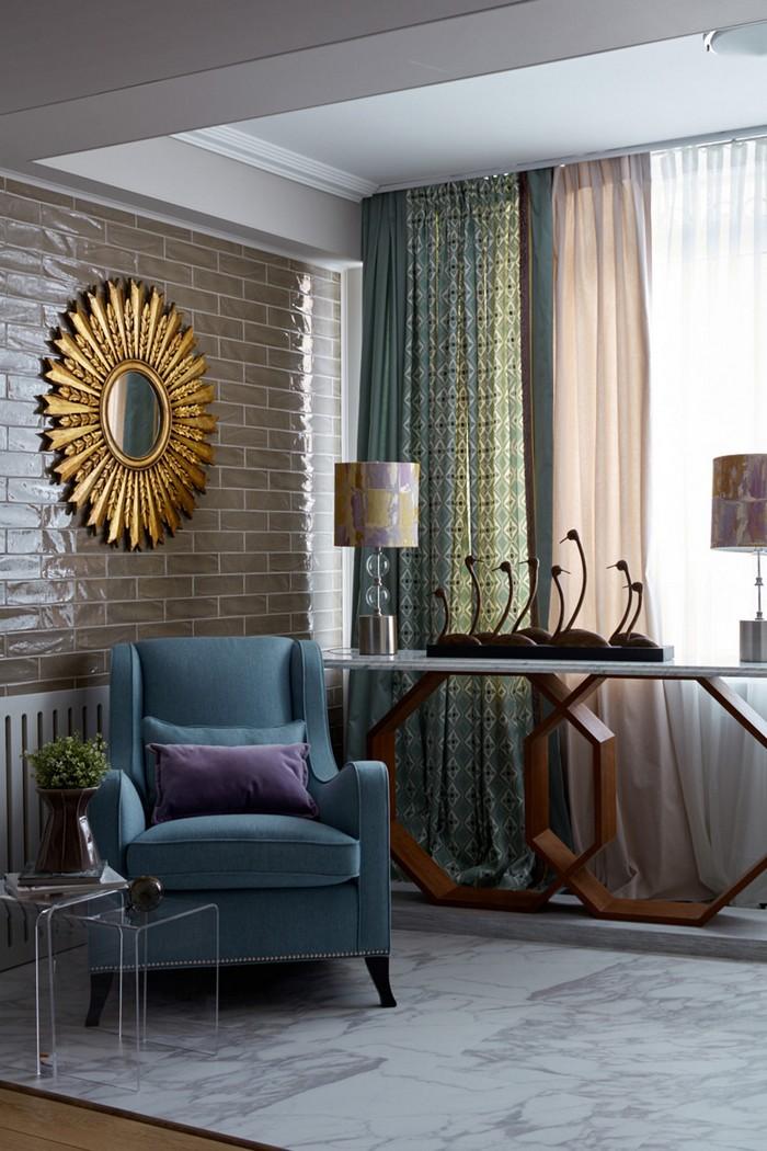 Квартира от дизайнера Елизаветы Быдреевской