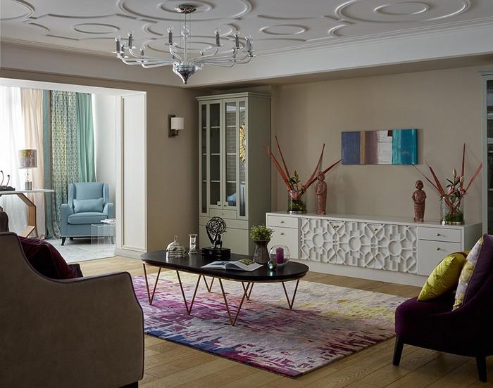Квартира от дизайнера Елизаветы Быдреевской Квартира Квартира от дизайнера Елизаветы Быдреевской     4
