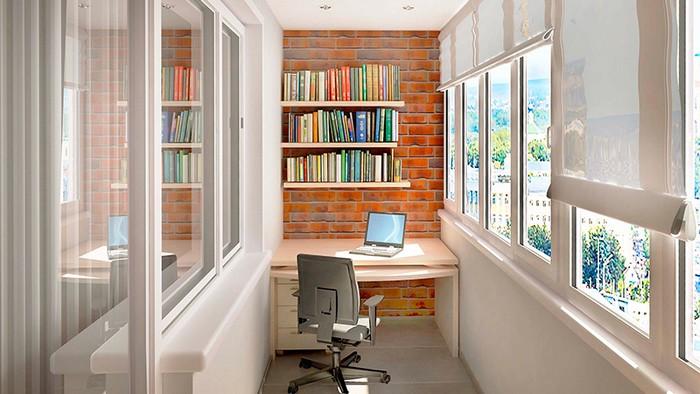 Балкон: лучшие идеи по оформлению  Балкон Балкон: лучшие идеи по оформлению             5