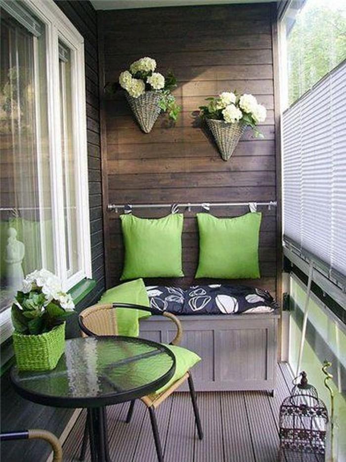Балкон: лучшие идеи по оформлению