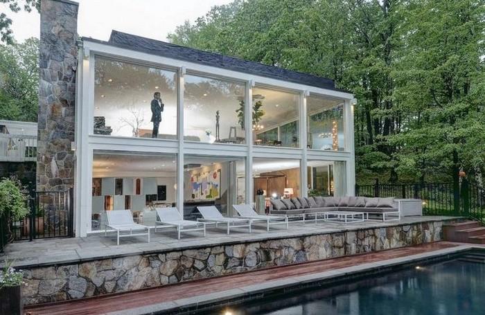 Ценности современной архитектуры стиля Mid-century