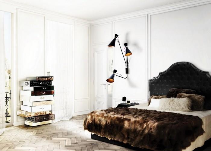 Спальни: советы по интерьеру от ведущих дизайнеров Спальня Спальня: советы по интерьеру от ведущих дизайнеров               1
