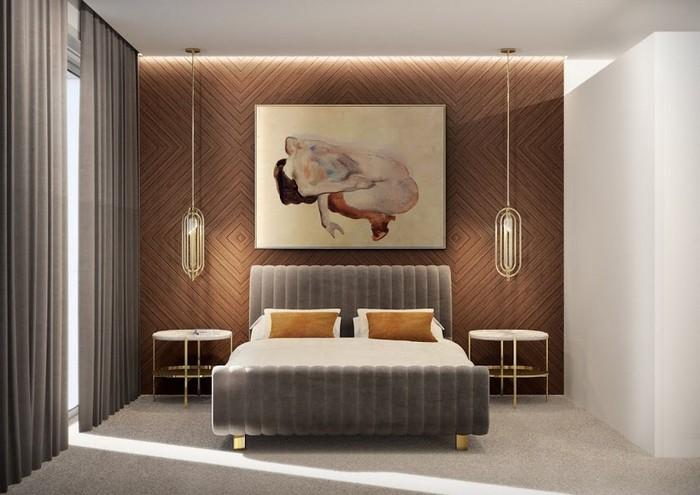 Спальня: советы по интерьеру от ведущих дизайнеров Спальня Спальня: советы по интерьеру от ведущих дизайнеров               2