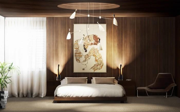 Спальня: советы по интерьеру от ведущих дизайнеров Спальня Спальня: советы по интерьеру от ведущих дизайнеров               3