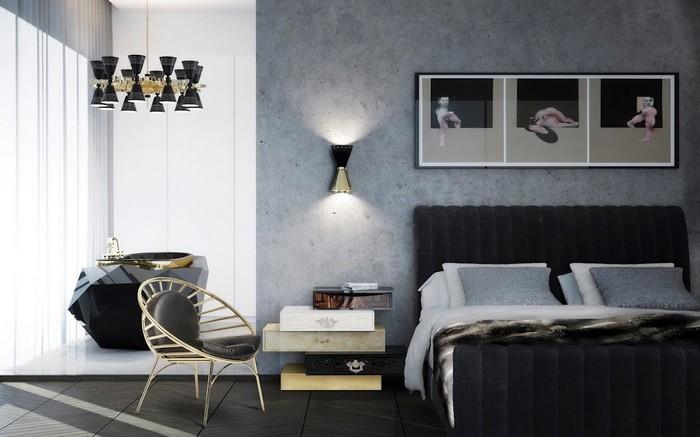 Спальня: советы по интерьеру от ведущих дизайнеров Спальня Спальня: советы по интерьеру от ведущих дизайнеров               8