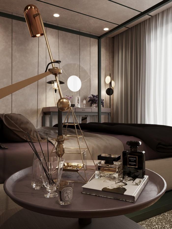 дизайн апартаментов Современный дизайн апартаментов в Санкт-Петербурге 08645253496311
