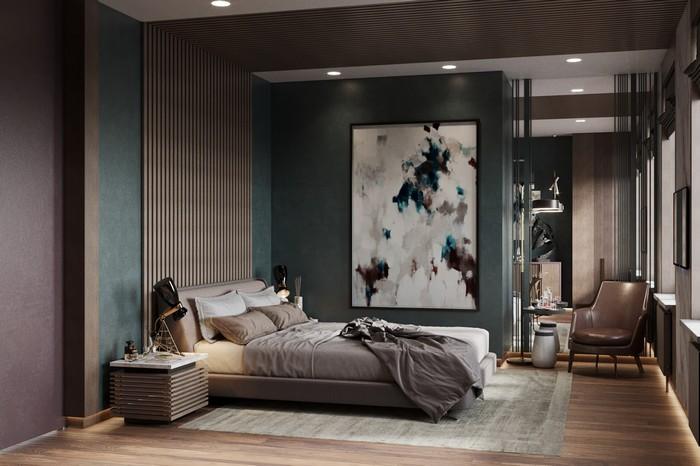 дизайн апартаментов Современный дизайн апартаментов в Санкт-Петербурге 11a46753496311