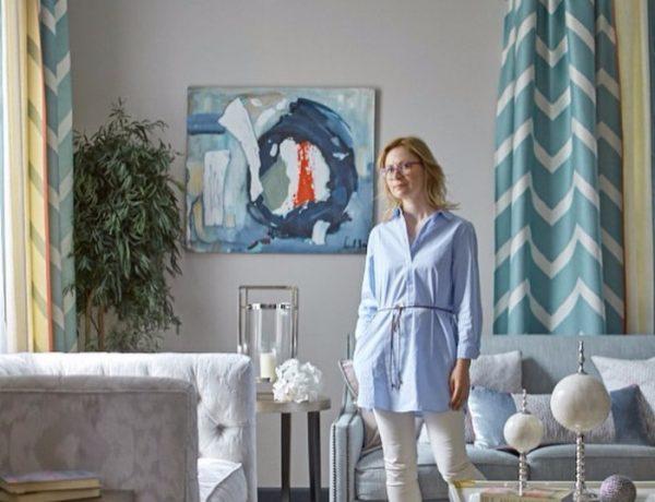 О дизайне и вдохновении в интервью с Елизаветой Быдреевской