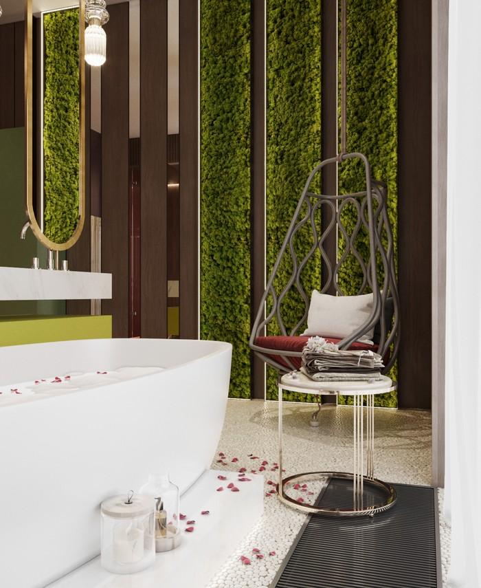 дизайн апартаментов Современный дизайн апартаментов в Санкт-Петербурге 7cf63753496311