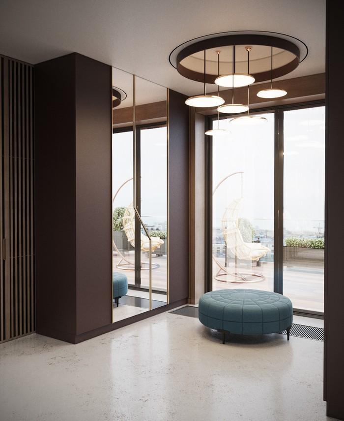 дизайн апартаментов Современный дизайн апартаментов в Санкт-Петербурге 8465fe53496311