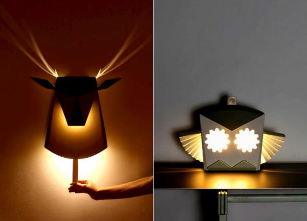 Советы по освещению комнаты. Правильная расстановка света Советы по освещению комнаты Советы по освещению комнаты. Правильная расстановка света Chen Bikovski PopUp light 1