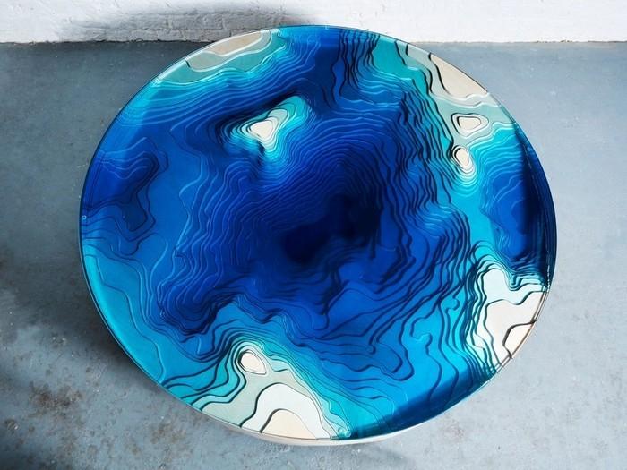 Кристофер Даффи Кристофер Даффи Откройте для себя невероятные столики от Кристофера Даффи Discover Abyss Horizon by Christopher Duffy10
