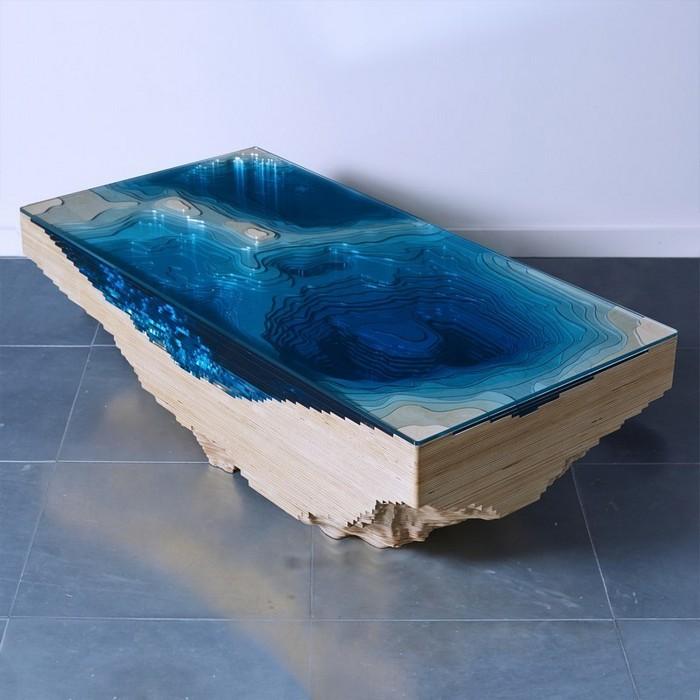 Кристофер Даффи Откройте для себя невероятные столики от Кристофера Даффи Discover Abyss Horizon by Christopher Duffy2