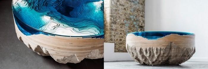 кристофер даффи Кристофер Даффи Откройте для себя невероятные столики от Кристофера Даффи Discover Abyss Horizon by Christopher Duffy7