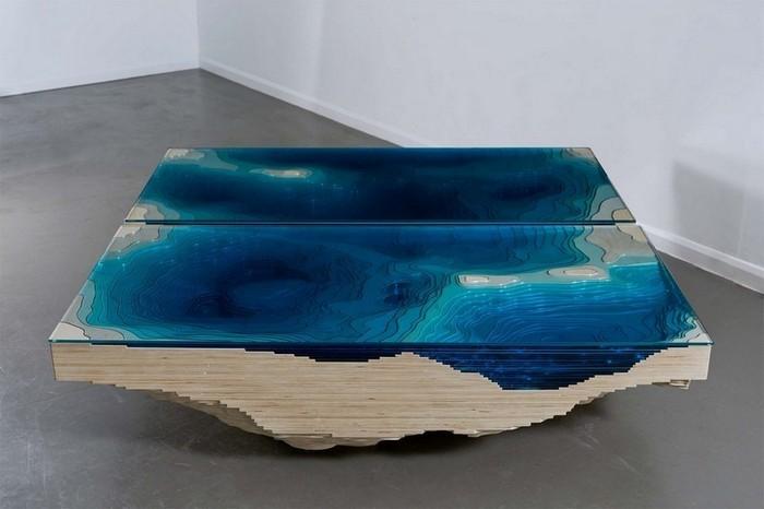 Кристофер Даффи Кристофер Даффи Откройте для себя невероятные столики от Кристофера Даффи Discover Abyss Horizon by Christopher Duffy8