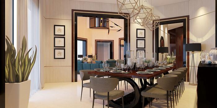 Ретро стиль в интерьере Ретро стиль в интерьере Ретро стиль в интерьере: роскошный дом в Катаре a48dcc53482219