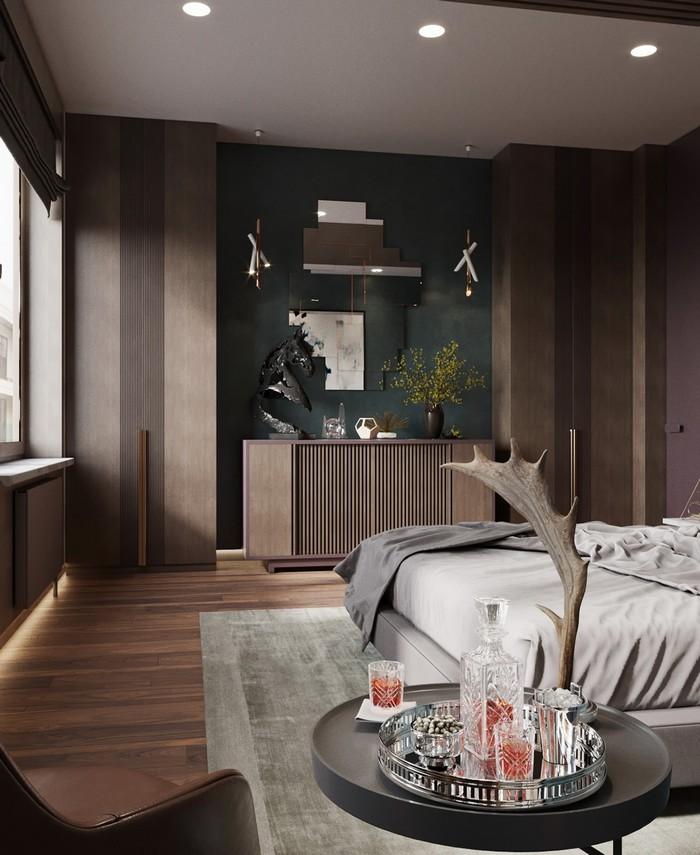 дизайн апартаментов Современный дизайн апартаментов в Санкт-Петербурге af04c553496311