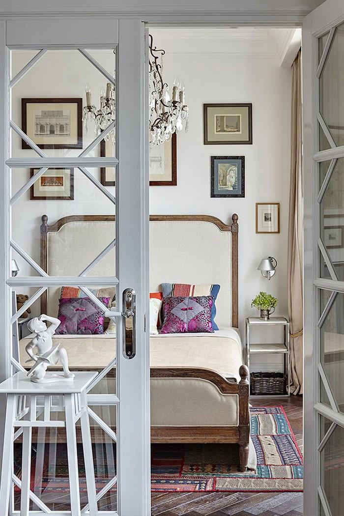 Квартира с историей архитектора Павла Железнова на Арбате