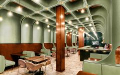 кафе Ретро кафе в центре Нью-Йорка caffee3 240x150