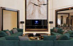Ретро стиль в интерьере Ретро стиль в интерьере: роскошный дом в Катаре cfe39153482219
