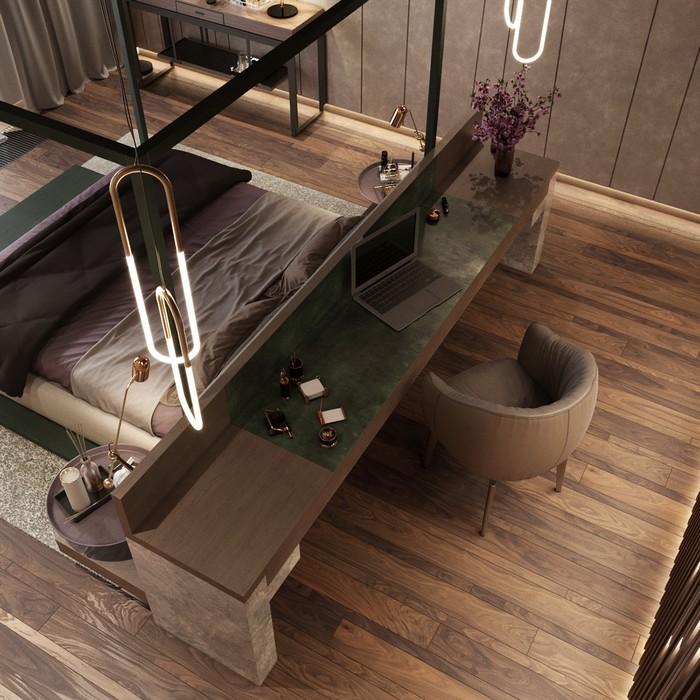 дизайн апартаментов Современный дизайн апартаментов в Санкт-Петербурге e0e30553496311