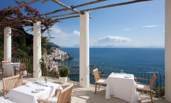 Отель Convento dei Cappuccine Amalfi