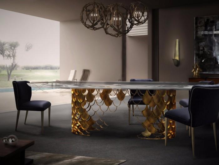 обеденный стол по правилам фэн-шуй обеденный стол Как выбрать обеденный стол по правилам фэн-шуй koi dining table ii ambience b