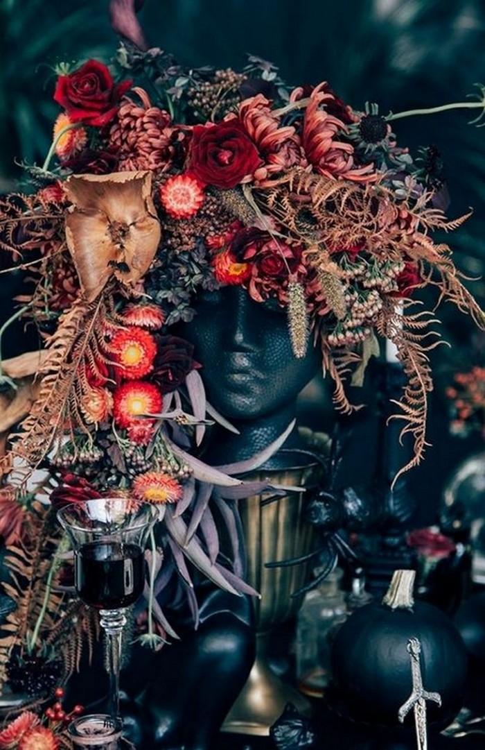 декорирование столов на хэллоуин декорирование столов на хэллоуин 10 идей как украсить стол на Хэллоуин 10                                                                                               8
