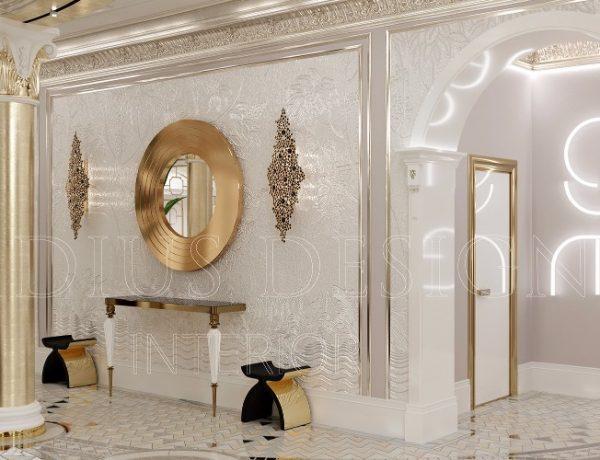 Почувствуйте все грани роскоши в интерьерах от Didius Design Interior!
