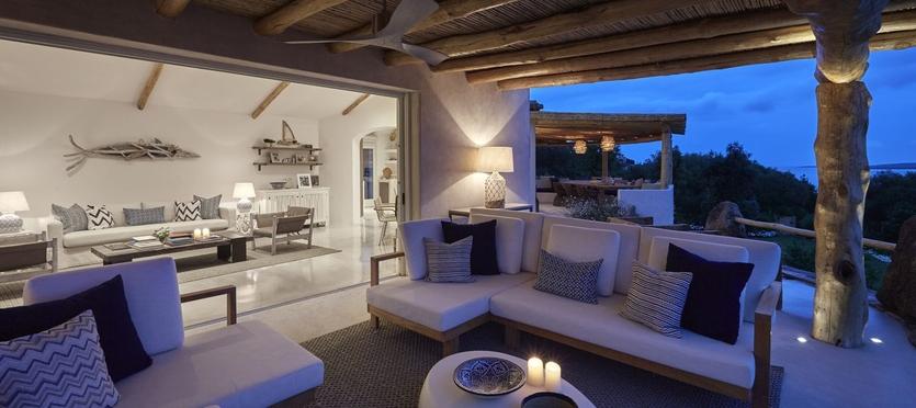 Вилла в Сардинии | Гармония интерьера и экстерьера Вилла в Сардинии Вилла в Сардинии | Гармония интерьера и экстерьера 835 3500 s242