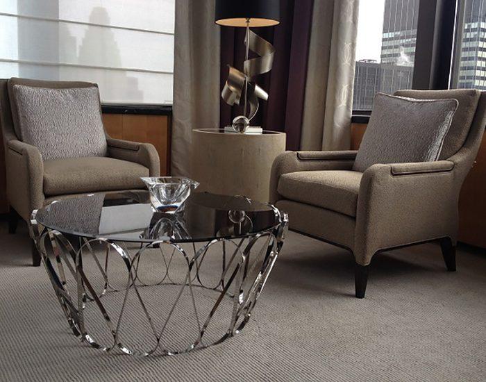 металлические журнальные столики Топ-10 современных металлических журнальных столиков Aquarius Center Table Boca do lobo Treniq 6 1 e1502203158813