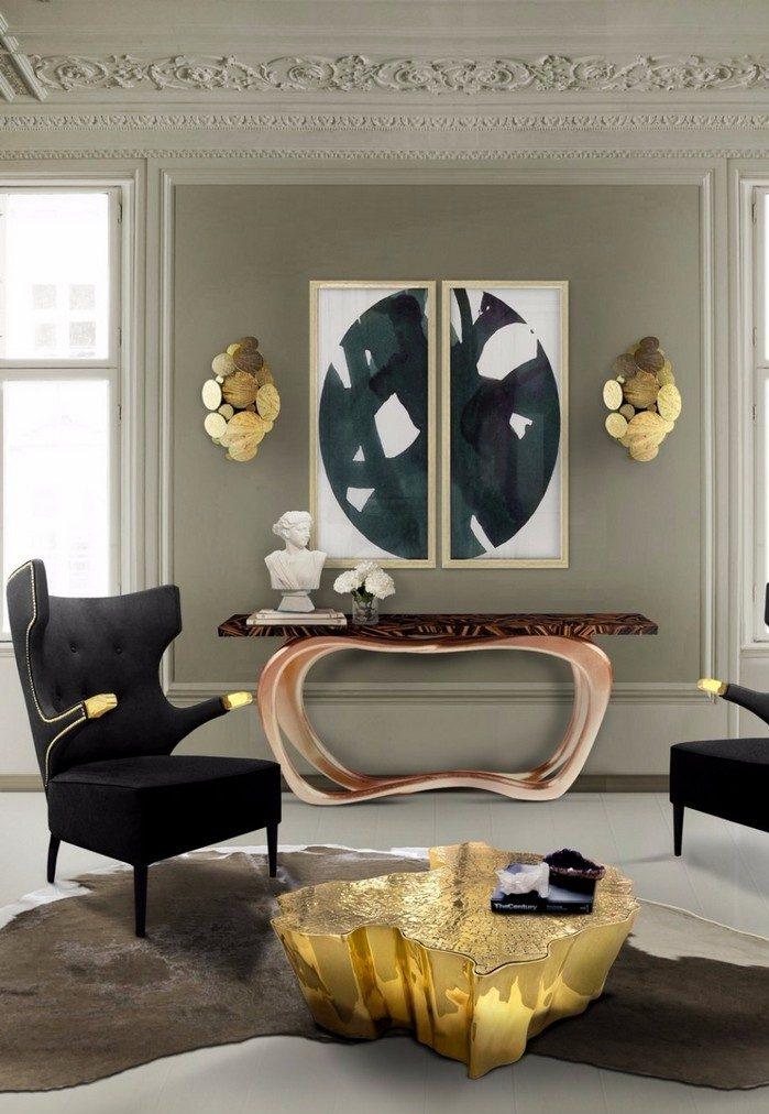 журнальные столики Лучшие журнальные столы для осеннего дизайна гостиной Best Coffee Tables to Redesign your living room for Fall11 e1502190332714